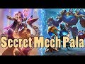 SECRET MECH PALADIN ! con rhyssa! [Hearthstone ITA] rise of the shadow