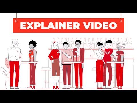 "Explainer video. ""Thursday Gathering Program"" by Venture Café Warsaw Foundation"
