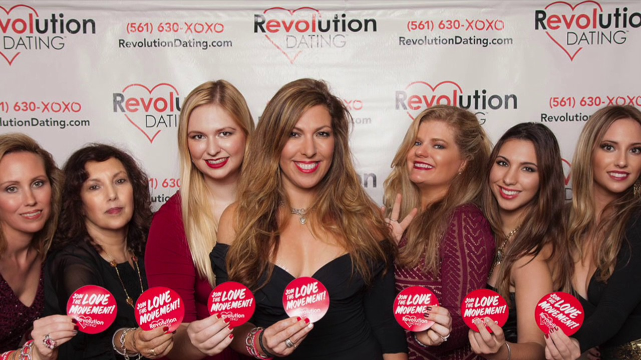 revolution dating Palm Beach Gardens