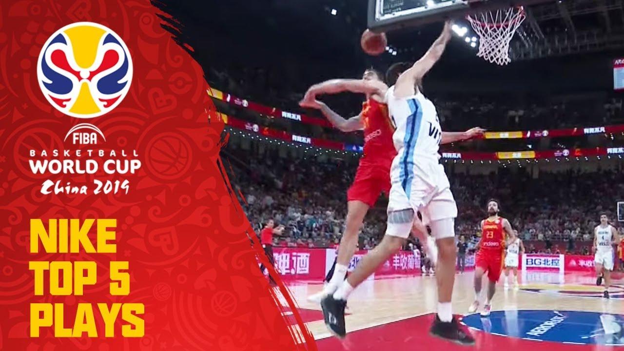 Nike Top 5 Plays | Final w/ Hernangomez, Dellavedova & More!