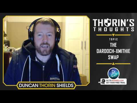 Thorin's Thoughts - The Dardoch-Xmithie Swap (LoL)
