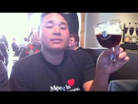 An's Belgian Beer Review Westvleteren 8 Abbey Ale Saint Sixtus Brussels Belgium 2011