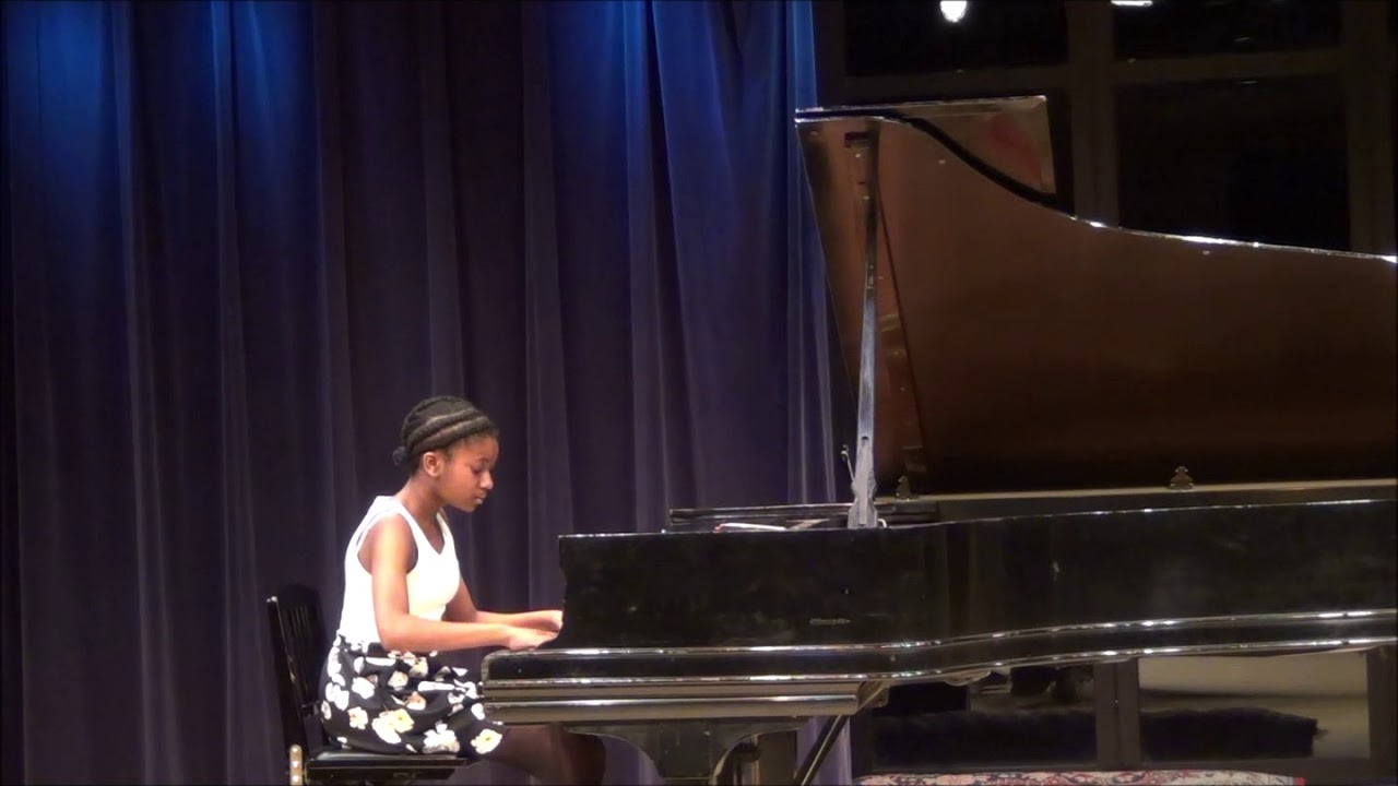 Amara's 06-04-19 Recital