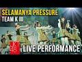 JKT48 - Selamanya Pressure Team K III [Live 8th Single Handshake Festival]