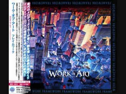 Work Of Art - On The Edge Of Time