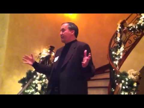 Resolute Media Group covers Ken Paxton Speaking at the Home of Patrick Fallon