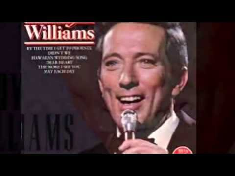 ANDY WILLIAMS - AND WE WERE LOVERS