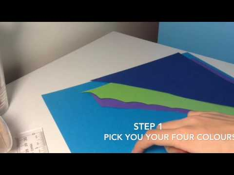 DIY Thank You Card | Crafts in Five ep2