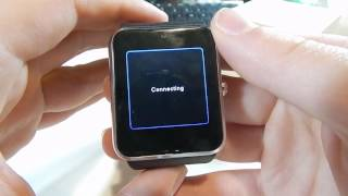 GT08 Smart Watch Unboxing and First Impressions