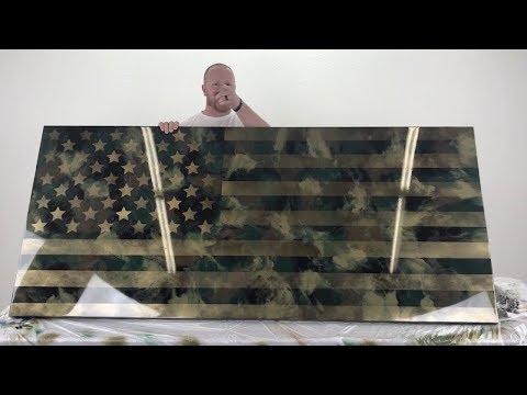 USA Epoxy Flag!!