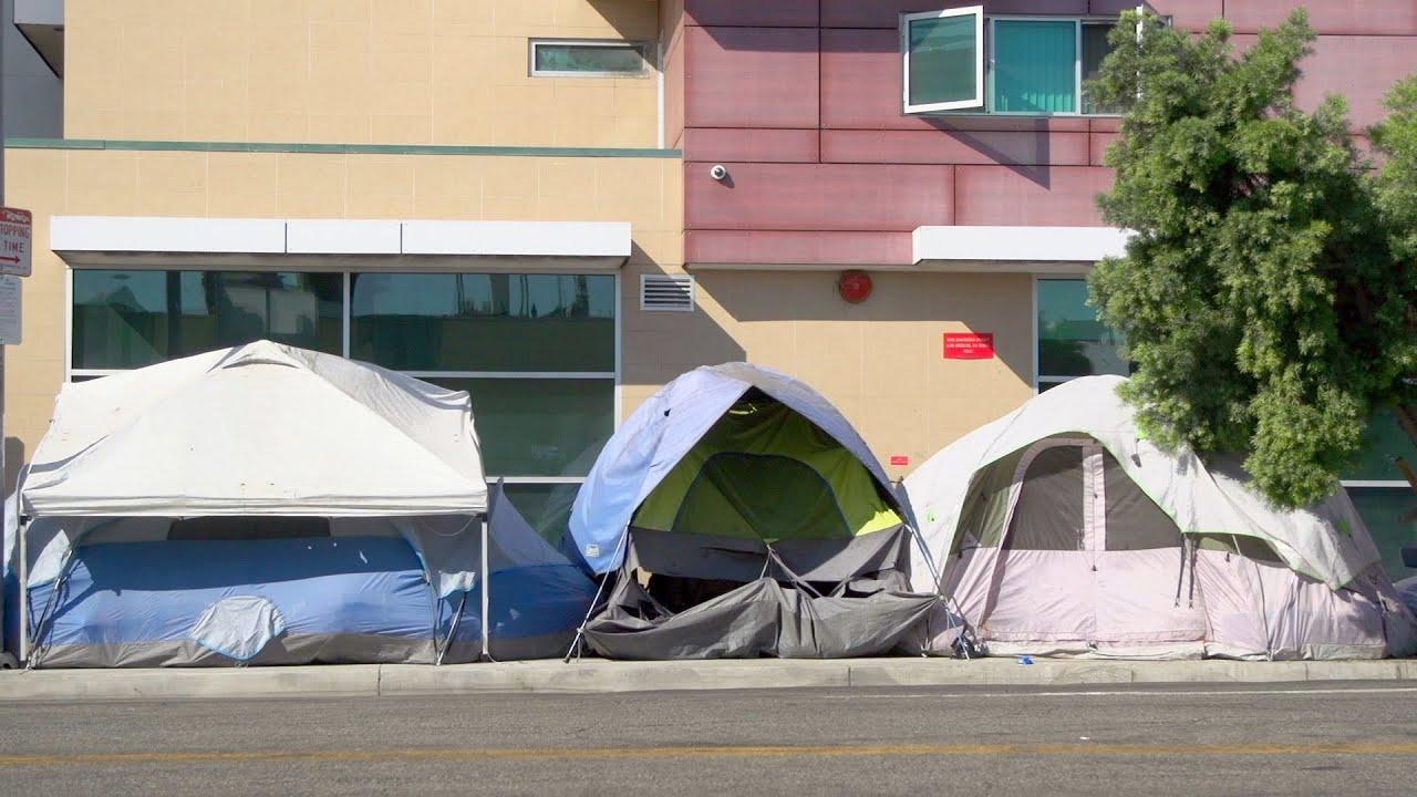 full orgie Campingplasser i Sør-California