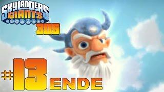 SKYLANDERS GIANTS 3DS PART 13 ENDE - Meister Eon | Let´s Play Skylanders Deutsch