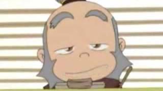 "Chibi Avatar ""Avatar School Shipping"" - Parodia"