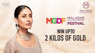 Win up to 2 Kilos of Gold at Malabar Gold & Diamonds Festival - KSA