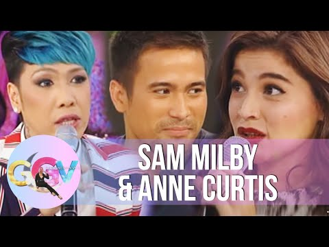 Anne Curtis to Sam Milby:
