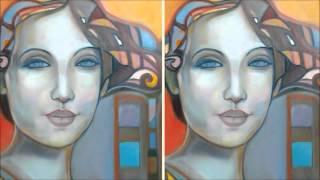 Arte de Liliana Comes  - True Colors Bossa Cover)