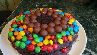 Как сделать торт на сковородке из Nutella M&M's  Mars Maltesers OREO(Подпишись : https://www.youtube.com/user/AlexVanceChannel ▷ПЕРЕСКОП( СТРИМЫ ТУТ ) https://www.periscope.tv/kyper23 ▷ Реклама/Пиар ..., 2015-12-31T19:27:07.000Z)