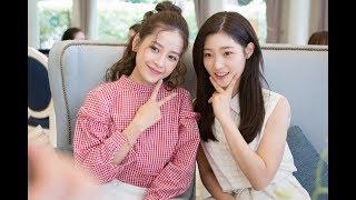 Chi Pu dạy Chaeyeon (DIA) nói tiếng Việt siêu cute trên VLIVE