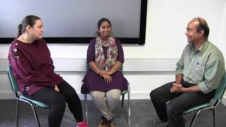 ESOL Skills for Life Entry Level 3 - Group discussion sample video