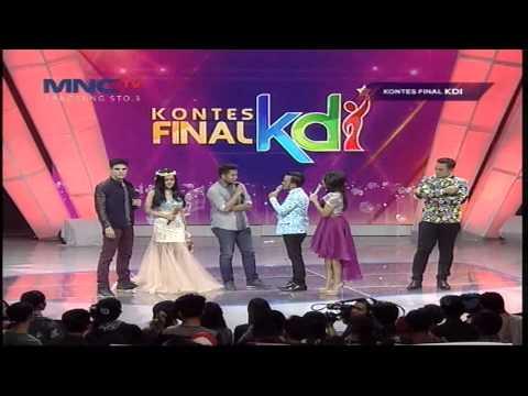Mumu Cemburu Sama Juju Deket sama Bule - Kontes Final KDI (23/5)