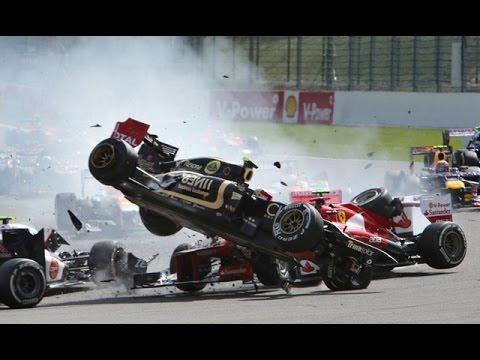 F1 2011  Season Review  part 2