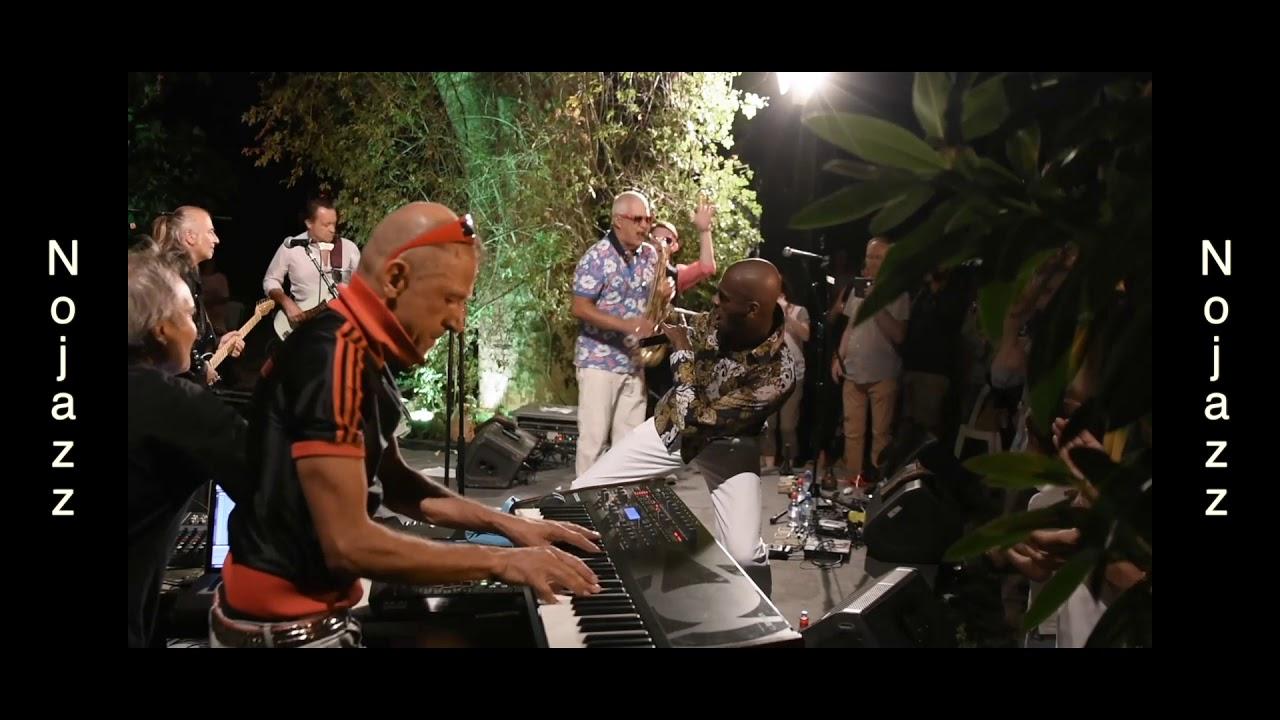 "NOJAZZ ""Swingin in da Rain"" Live aux NMBP 2017"
