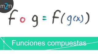 Funciones compuestas │ ejercicio 1