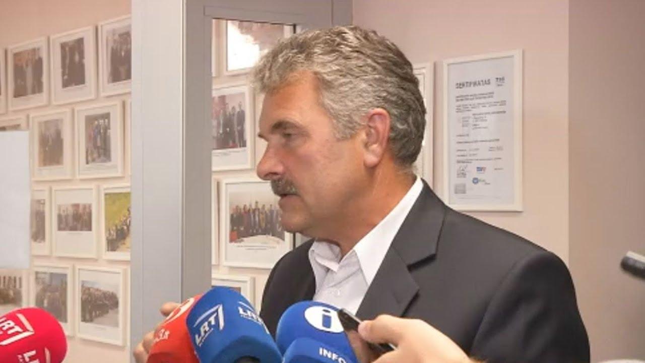 Korupcija įtariamas teisėjas H. Jaglinskis: didžiausiam priešui to nelinkėčiau