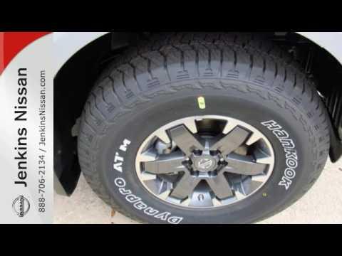 New 2017 Nissan Frontier Lakeland FL Tampa, FL #17F198