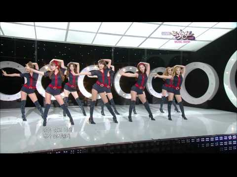[HD] 101029 SNSD (Girl's Generation) - Hoot Live (Download Links)