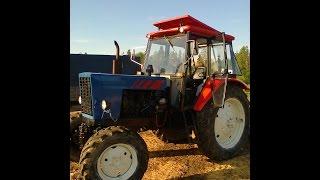 Трактор МТЗ 82 Техническое обслуживание