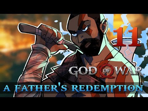 [11] A Father's Redemption (Let's Play God of War [2018] w/ GaLm)