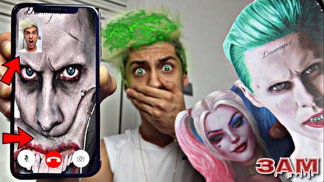 do-not-facetime-the-joker-at-3am-omg-he-actually-came-to-my-house-with-harley-quinn