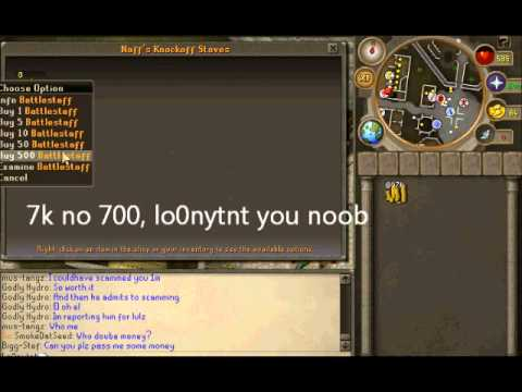 How to AFK and make money in runescape
