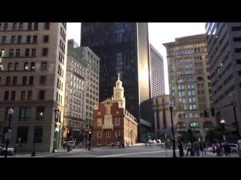Downtown Financial District Boston