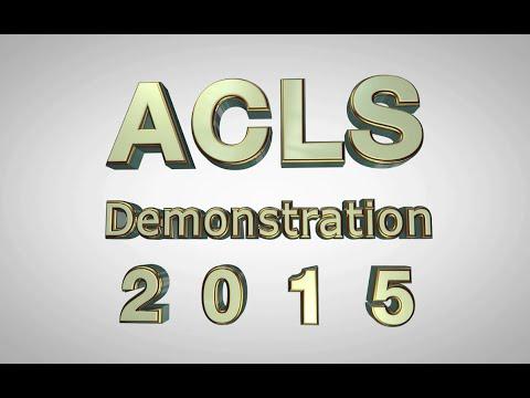 Thai ACLS 2015 Demonstration