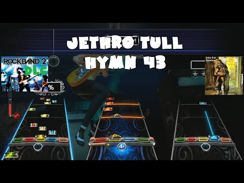 Jethro Tull - Hymn 43 - Rock Band 2 DLC Expert Full Band (December 30th, 2008)