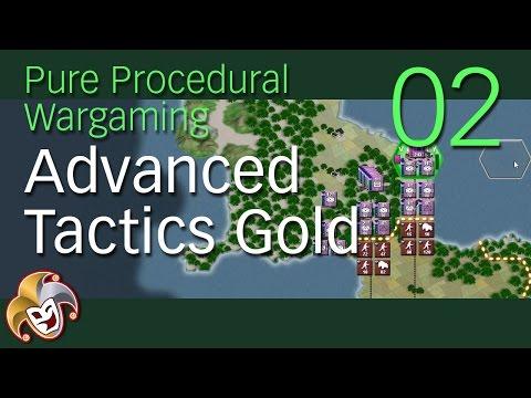 Advanced Tactics Gold ~ 02 Ports and Supply