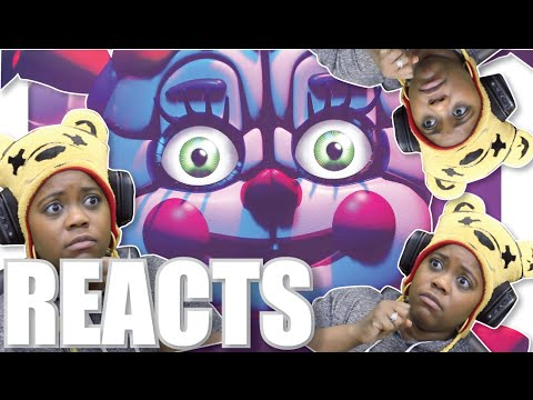 Sister Location Trailer | NEW FNAF GAME | AyChristene Reacts