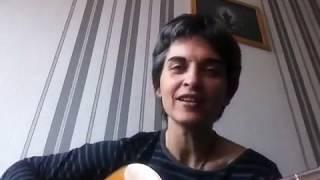"""Авторская песня """"Кошка"""". Музыка, слова, исполнение: Н. Раведовская"""