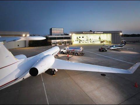 Fixed Base Operation (FBO) Services / Executive Terminal at Pentastar Aviation