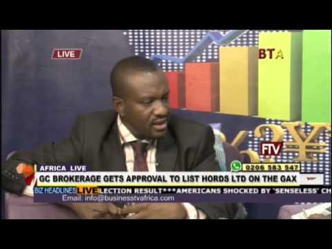 Ghana Alternative Exchange Market And Development Of SMEs In Ghana With Ben Afreh