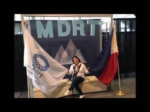 Sun Life Philippines - MDRT 2016 experience - June 10-16, 2016