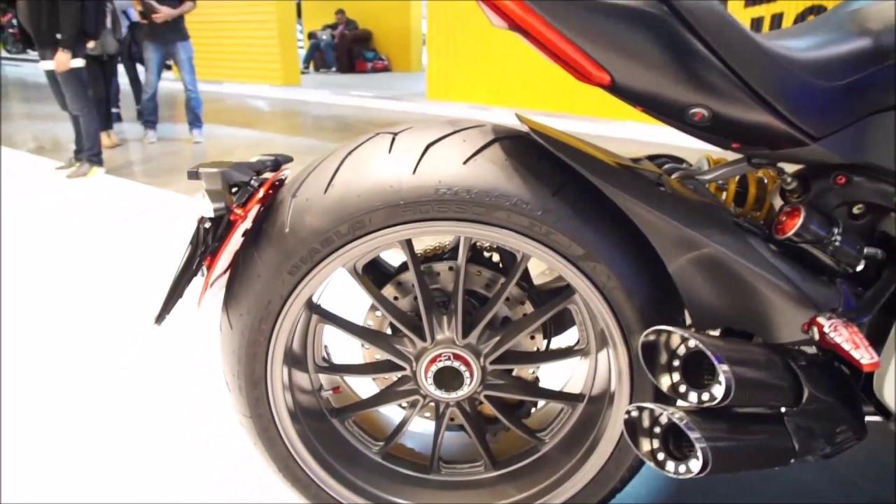 New Ducati Xdiavel Model 2018 Youtube