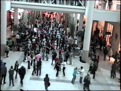 Flash Mob at Arden Fair Mall , Sacramento, CA on 10/24/10 - YouTube