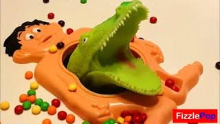Gambar cover What's Inside Mr Doh Candy Surprise Squishies - Episode 27