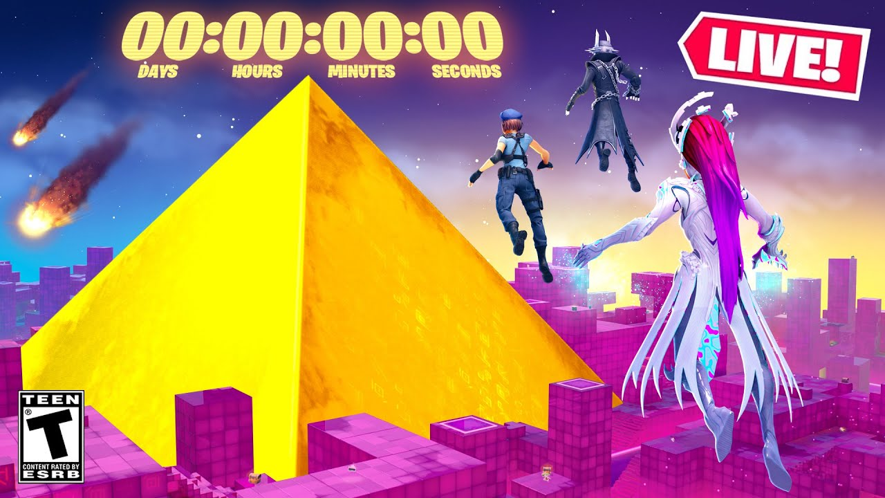 Download The *END* of Fortnite! (LIVE EVENT)