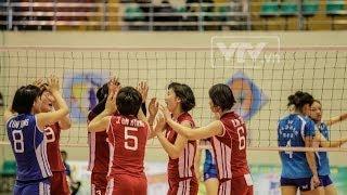 Korea DPR vs Yunnan - VTV Cup 2014 D3