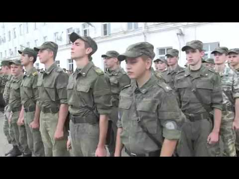 Дорога в небо КВВАУЛ им Серова 2014 - YouTube