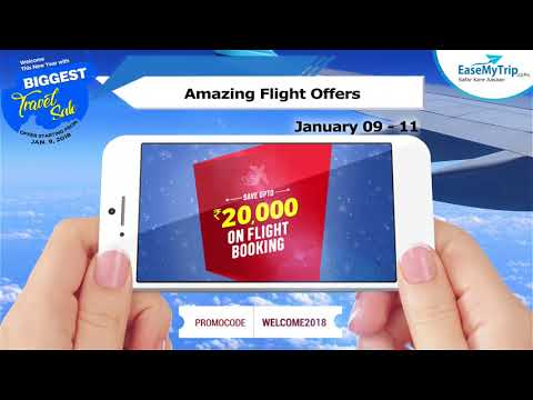 Biggest Travel Sale of EaseMyTrip